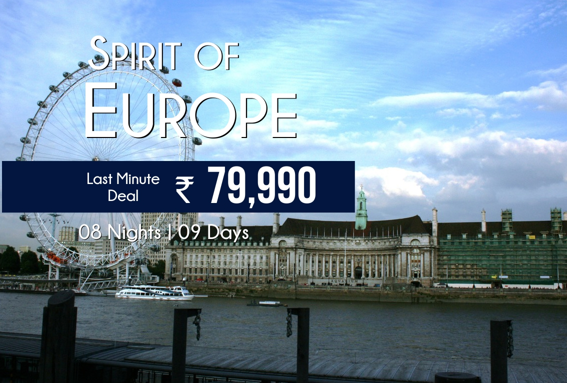 Best of Europe!! Curated especially for you!!